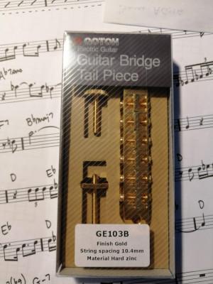 Puente Tune-O-Matic Gotoh APGE103BGG