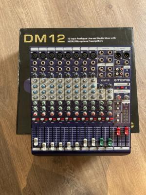 Mixer MiDAS DM12 (Reservado)