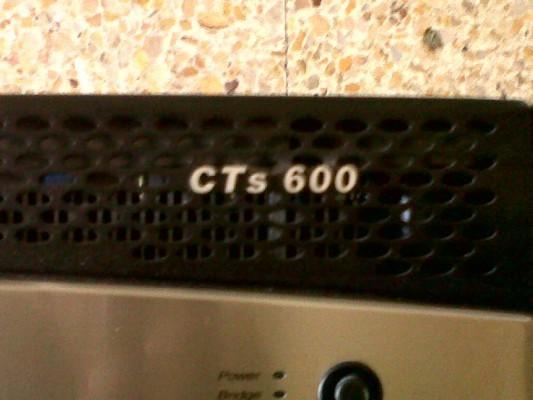 Crown CTS 600 (dos amplificadores)