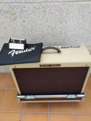 Fender Hot Rod Deluxe limited edition+fligtcase