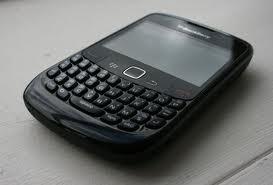 Blackberry 8520 libre de fábrica (envio incluido)