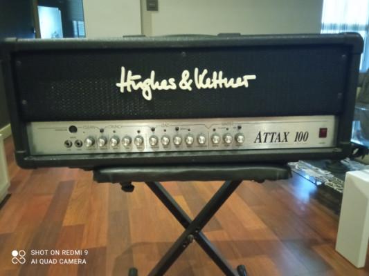 CHOLLAZO ABSOLUTO! Hughes & Kettner Attax 100 Made in Germany