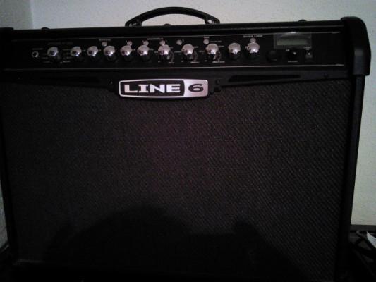 Vendo LIne 6 Spider IV 120 W
