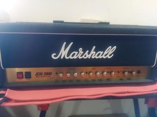 marshall jcm 2000 dsl 100 cabezal, por guitarra
