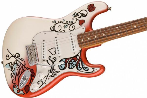 Fender stratocaster Monterrey MIM