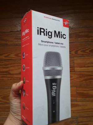 Micrófono Irig Mic