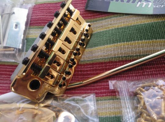 hardware dorado stratocaster