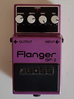 Boss flanger bf2