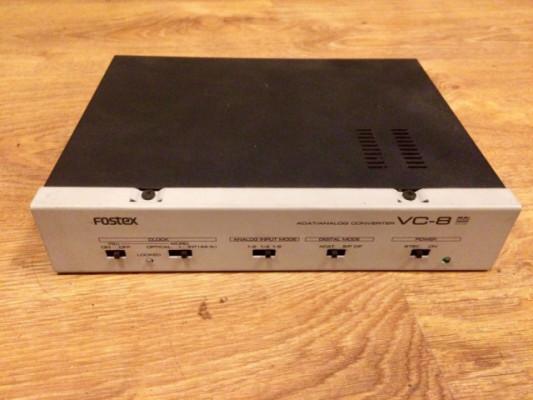 Fostex VC8 ADAT Convertidor analógico / óptico / SPDIF