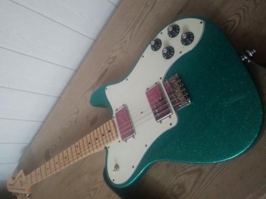 Fender telecaster Deluxe'72 FSR special edition, impoluta