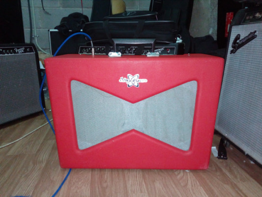 Fender Vaporizer Rocket Red