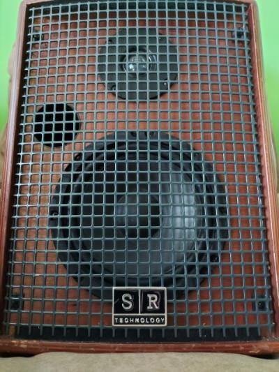 Amplificador SR Technology Jam 80 v2 Made in Italy