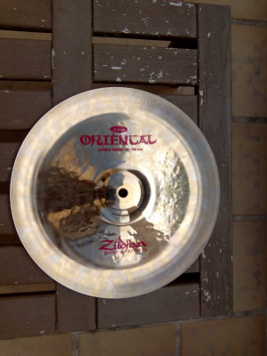Zildjian Oriental China Trash 12""