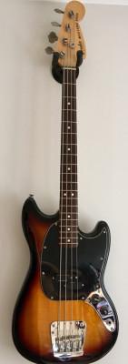 Fender Mustang Bass '78