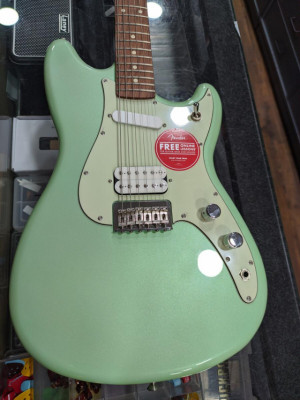 Fender Duo-Sonic HS Surf Green