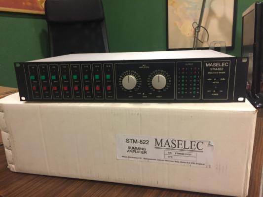 Sumador Maselec STM-822