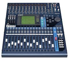 Yamaha 01V 96 VCM + tarjeta adat