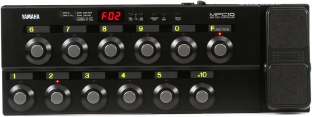 Yamaha MFC 10 + hardcase
