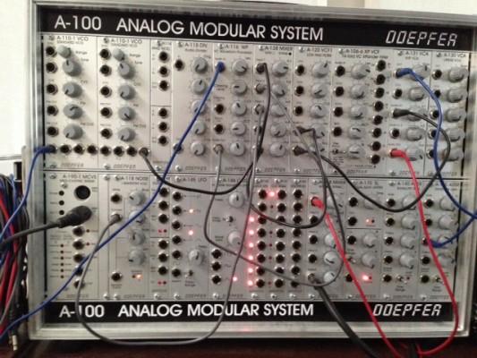 Sinte modular Doepfer a100