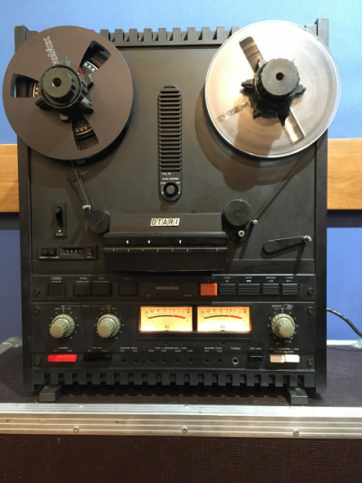 Otari MX5050 B2HD Magnetófono bobina abierta (reel to reel tape recorder)