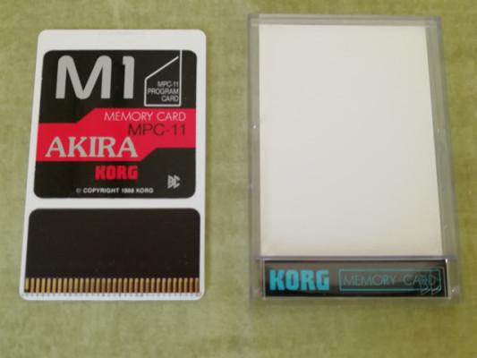 Tarjeta Expansión Korg MPC-11 (Akira) para Korg M1