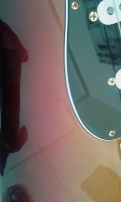 Fender Stevie Ray Vaughan  SRV ( NO CAMBIOS)