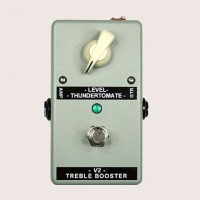 O vendo Thundertomate Treble Booster V2