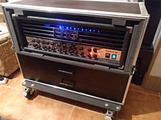 #URGE,# ENGL Invader 150 + pedalera z15 + flight case