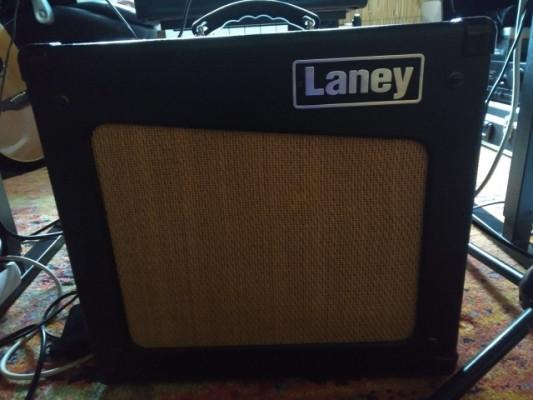 Laney Cub12R con Celestion G12 Vintage 30
