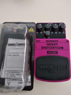Behringer Heavy Distortion