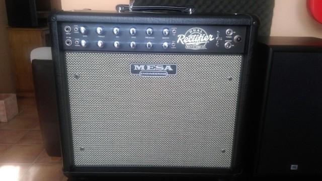 Mesa Boogie Dual Rectifier Rectoverb combo 25w