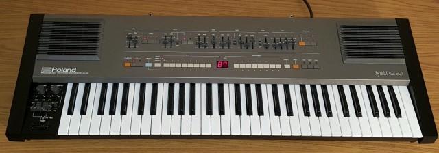 Roland HS-60 (Roland Juno 106) Restaurado por Synther