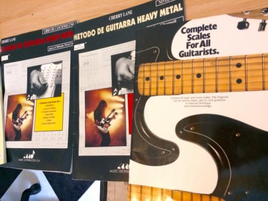revistas didacticas guitarristas