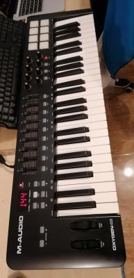 M-audio oxigegen49