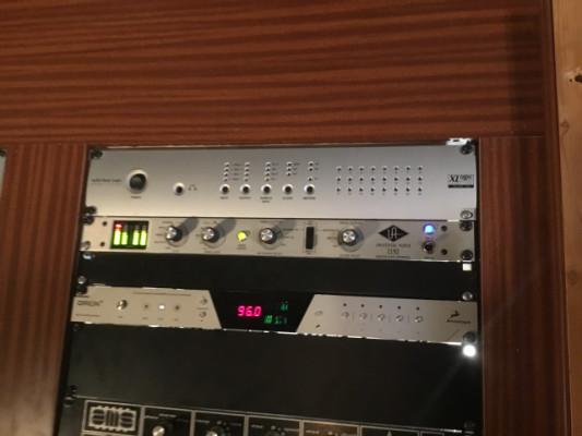 Sistema ssl alpha link con tarjeta madi y ordenador