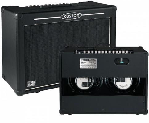 Amplificador Kustom HV100 Híbrido