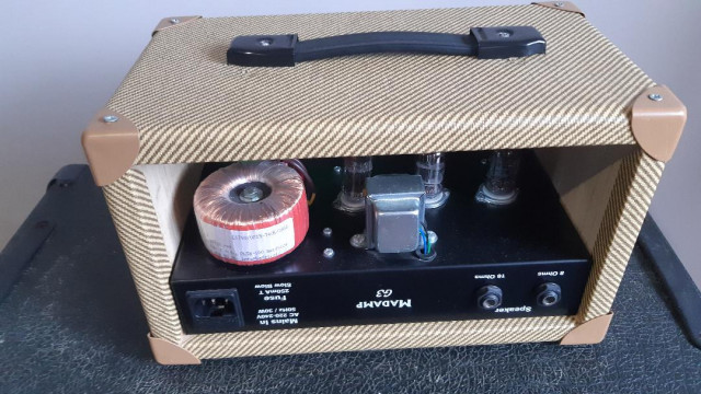 Amplificadores valvulas