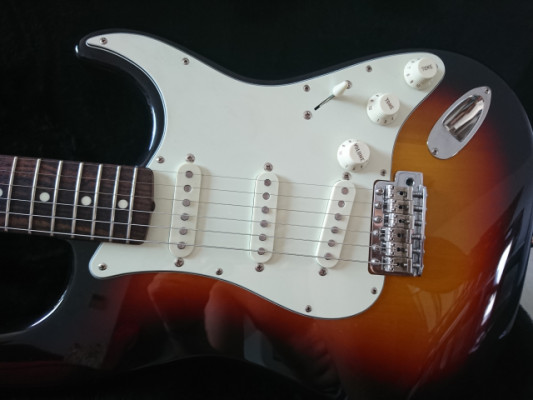 Fender Japan Stratocaster Traditional 60's