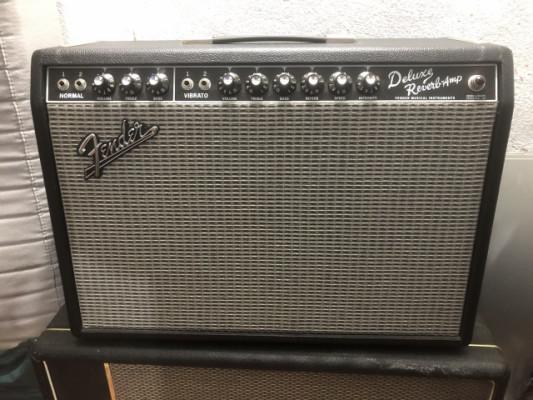 Fender Deluxe Reverb-Amp ´65