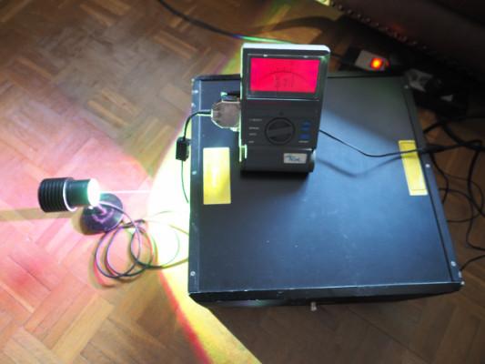 Phaenon RGB Laser 10 vatios