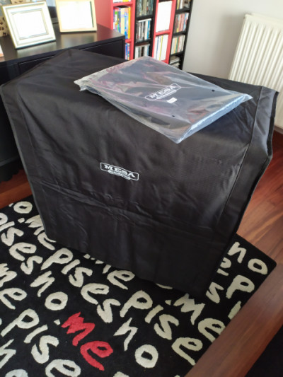 Slip cover mesa boogie 4x12 traditional straight