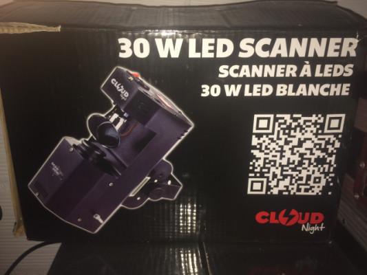 Escaner Led 30W