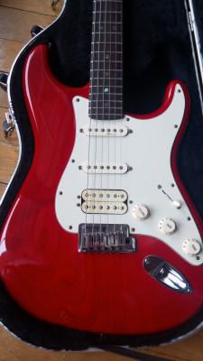 Fender Stratocaster American deluxe HSS (Fat Strat)