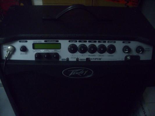Amplificador Peavey Vypyr Vip 3 para (Guitarra electrica ; Acustica ; Bajo )