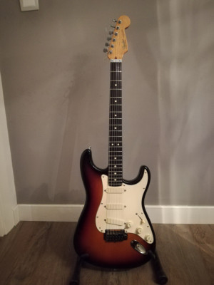 Fender Stratocaster Plus usa del 90