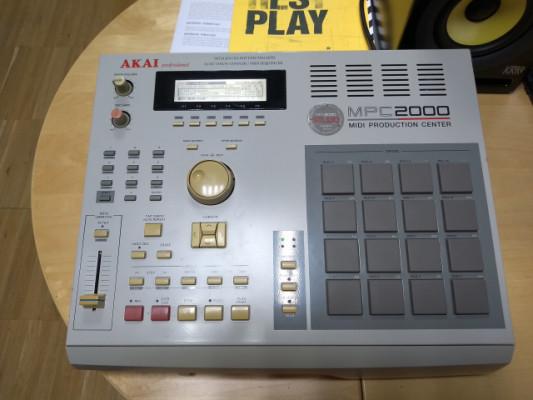 MPC 2000 Studio