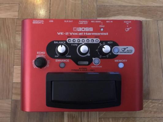 Armonizador Boss VE-2