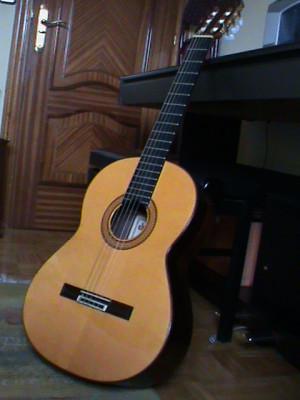 Guitarra de concierto Juan Álvarez