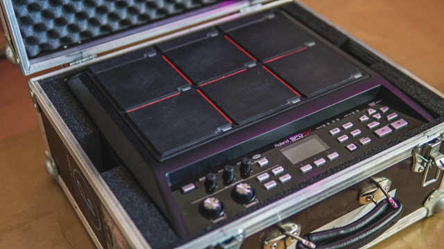 SPD-SX Roland - Reservado