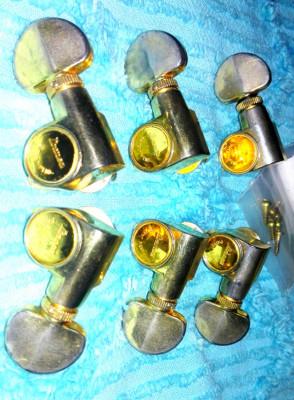 CLAVIJERO IBANEZ DE BLOQUEO GOLD AÑOS 70/80  3+3